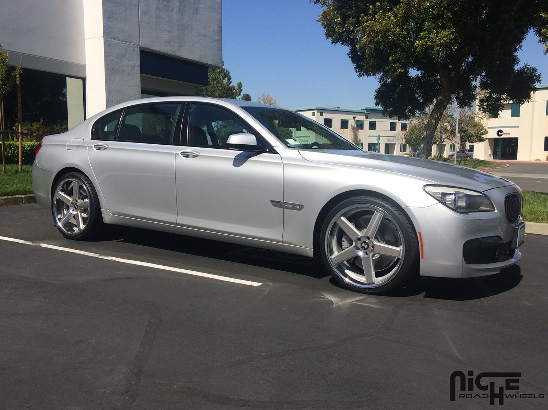 BMW 750li Gallery