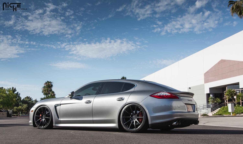 Porsche Panamera Essen M147 Gallery Mht Wheels Inc