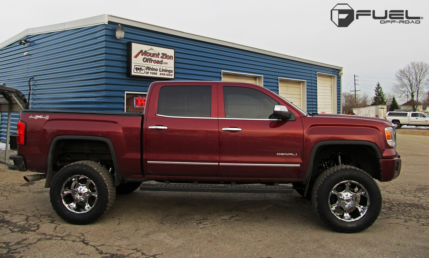167820 2014 Silverado Ltz 4x4 Leveled 33s Colormatched in addition Ford Lobo Raptor Svt 2014 Se Presenta En El Xxvii Gran Concurso together with 2015 Gmc Canyon Sle 4x4 V6 Review Full Size Experience Mid Size Wrapper besides 1084 Gmc C4500 Topkick 6x6 as well Obs F350 For Sale. on 2014 gmc terrain 4x4