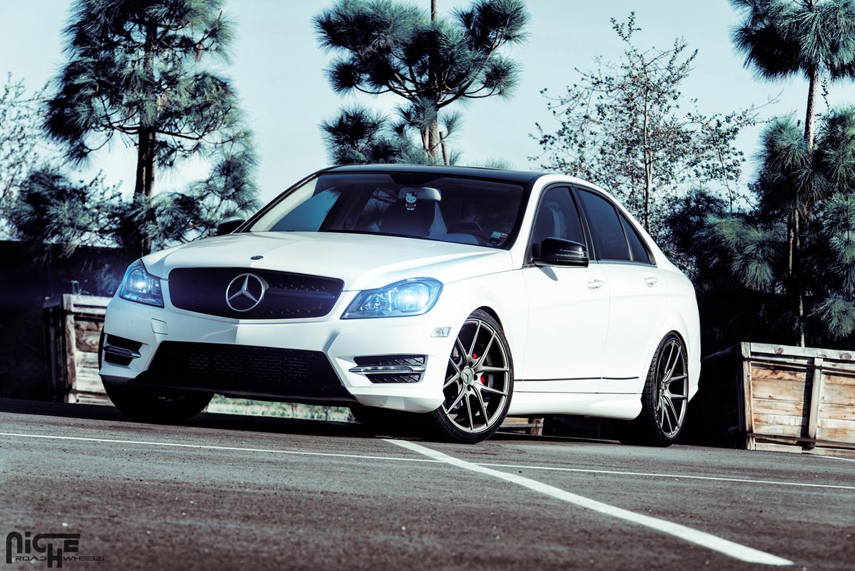 Mercedes benz c250 targa m129 gallery mht wheels inc for Mercedes benz tires c250