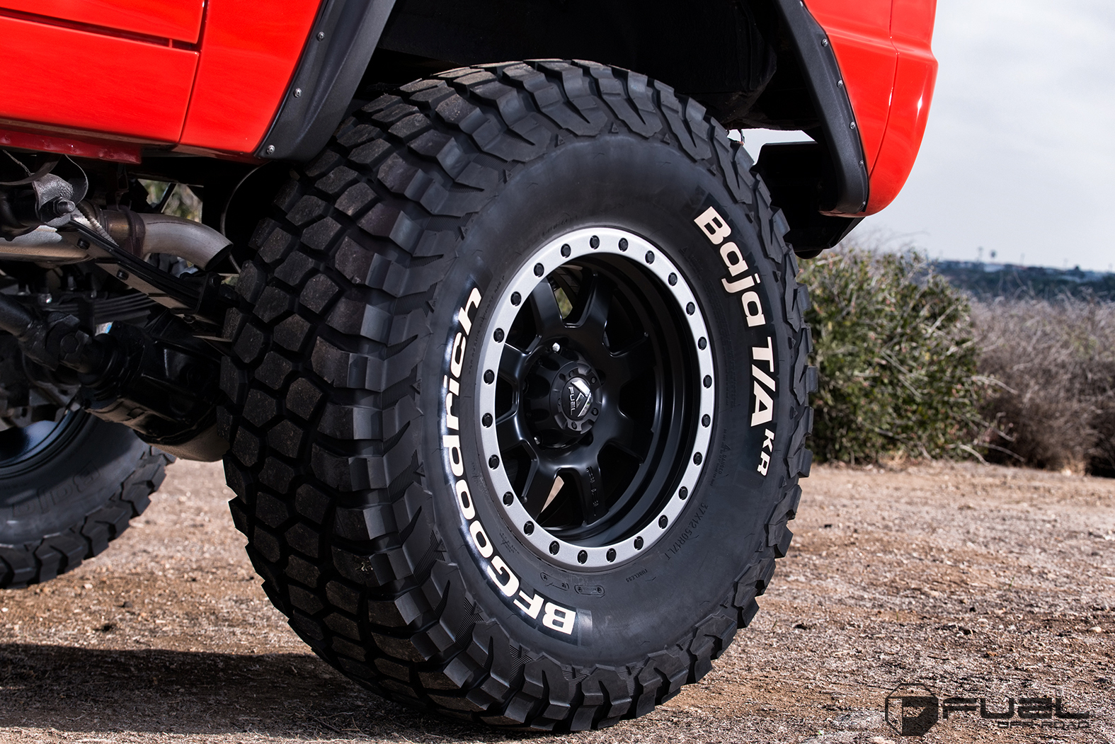 2016 Ford Bronco >> Ford Bronco Trophy - D551 Gallery - MHT Wheels Inc.