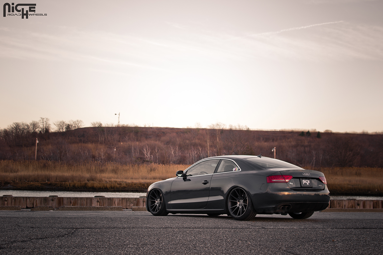 Audi A5 Vicenza - M153 Gallery - MHT Wheels Inc.