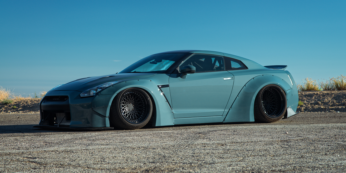 Nissan Tires Nissan GT-R LHR Gallery - MHT Wheels Inc.