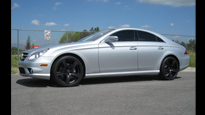 NR6 - M106 on Mercedes-Benz CLS500