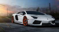 X80-Game On on Lamborghini Aventador