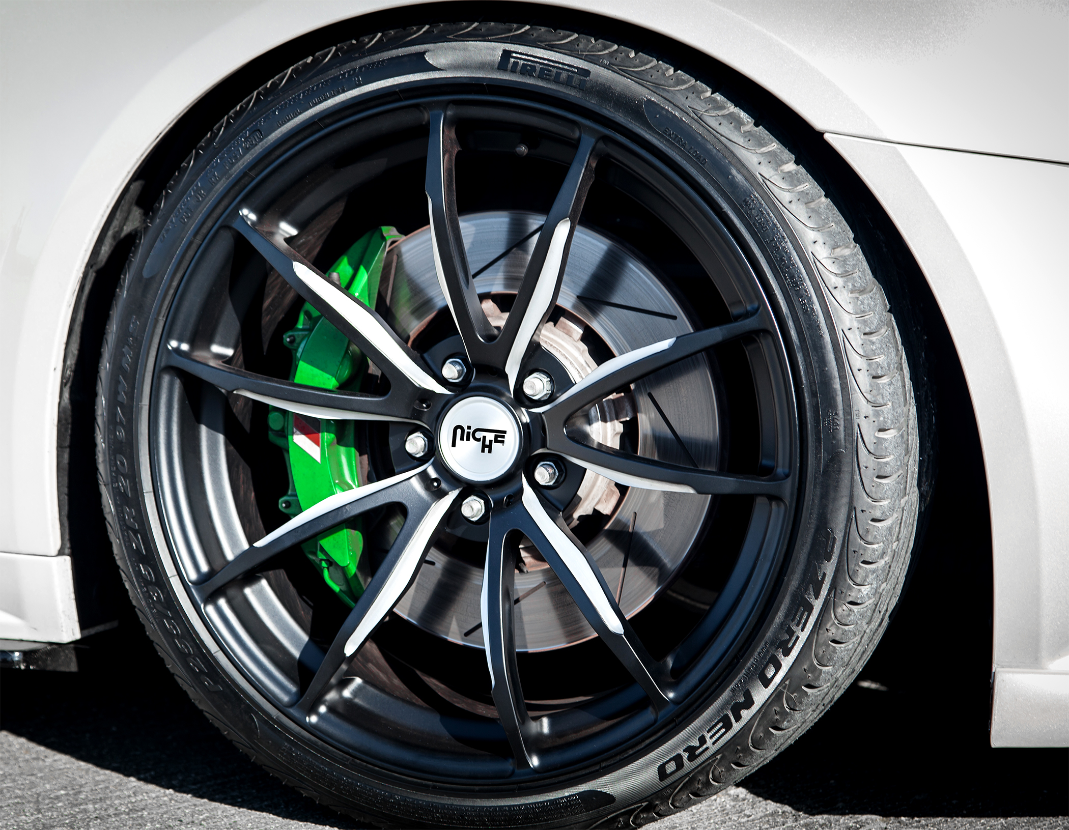 Cadillac CTS-V D3 edition Monza Gallery - MHT Wheels Inc.