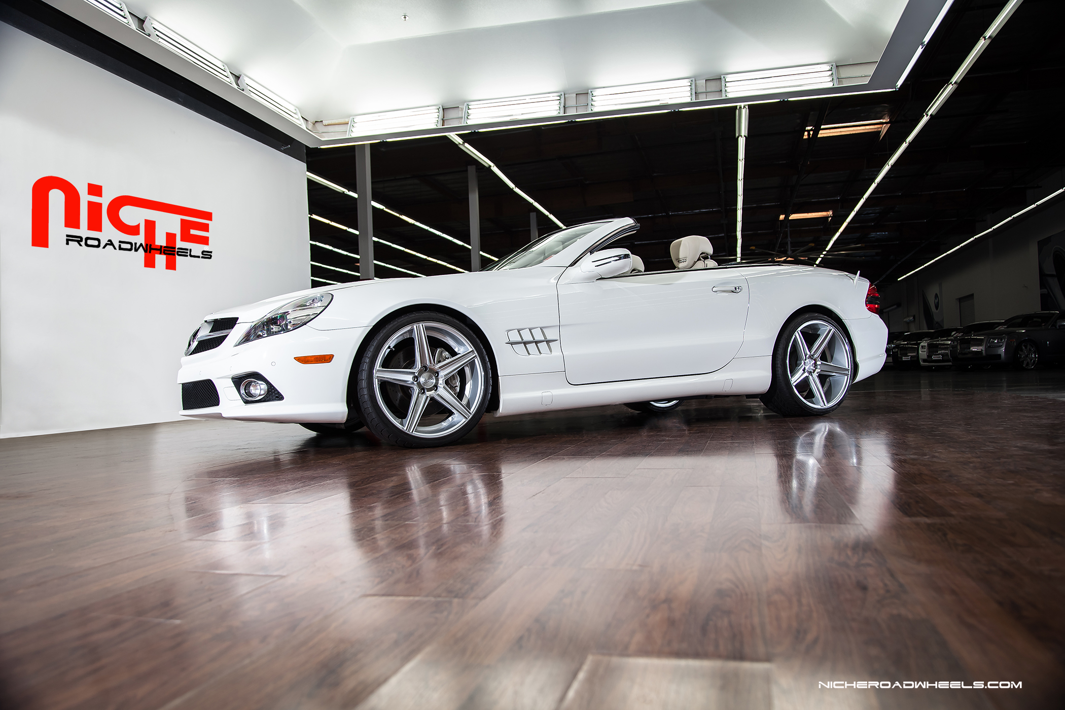 Mercedes Benz Sl Class Apex M126 Gallery Mht Wheels Inc
