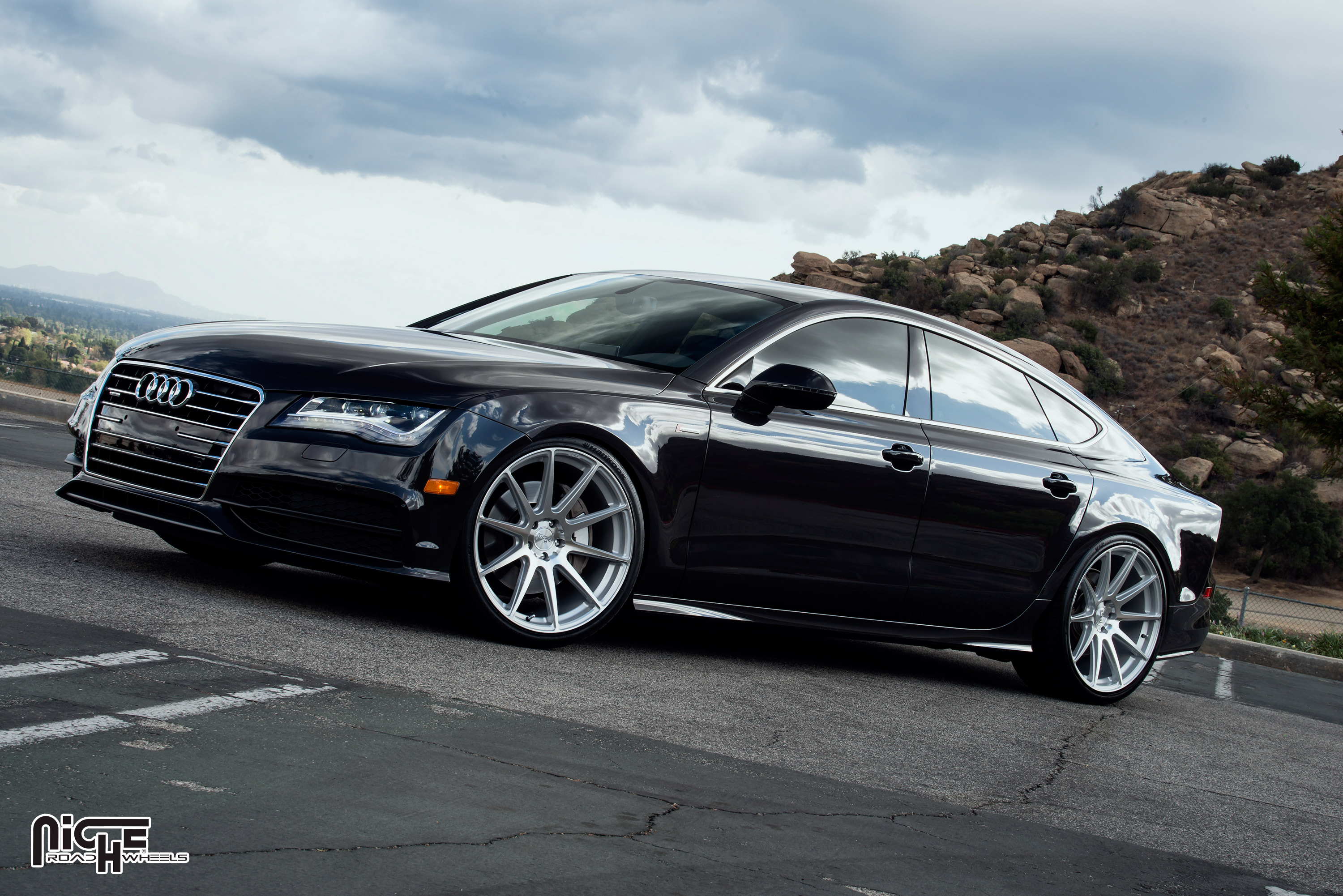 Audi A7 Essen M146 Gallery Mht Wheels Inc