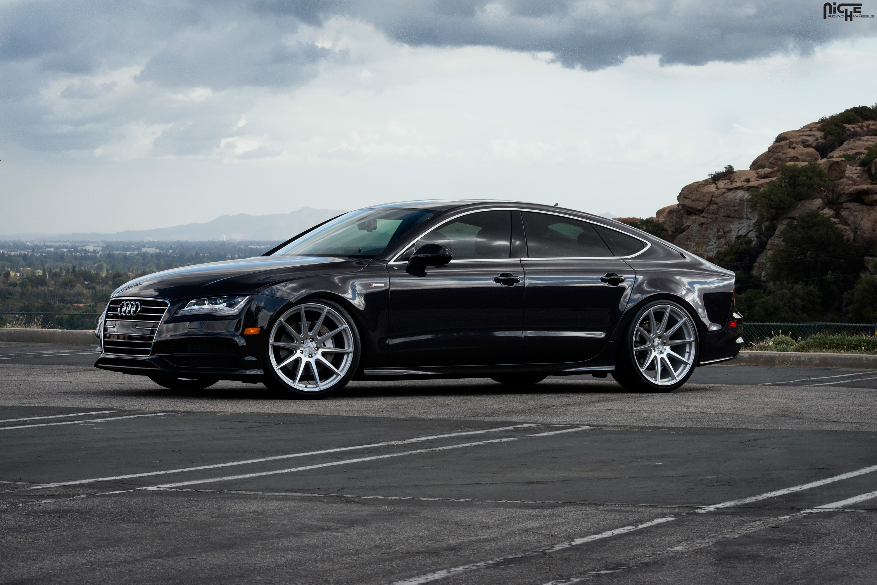Audi S7 Essen M146 Gallery Mht Wheels Inc