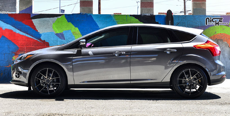 Ford Focus Targa - M130 Gallery - MHT Wheels Inc.