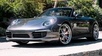 Stüttgart on Porsche 911 Carrera Cabriolet