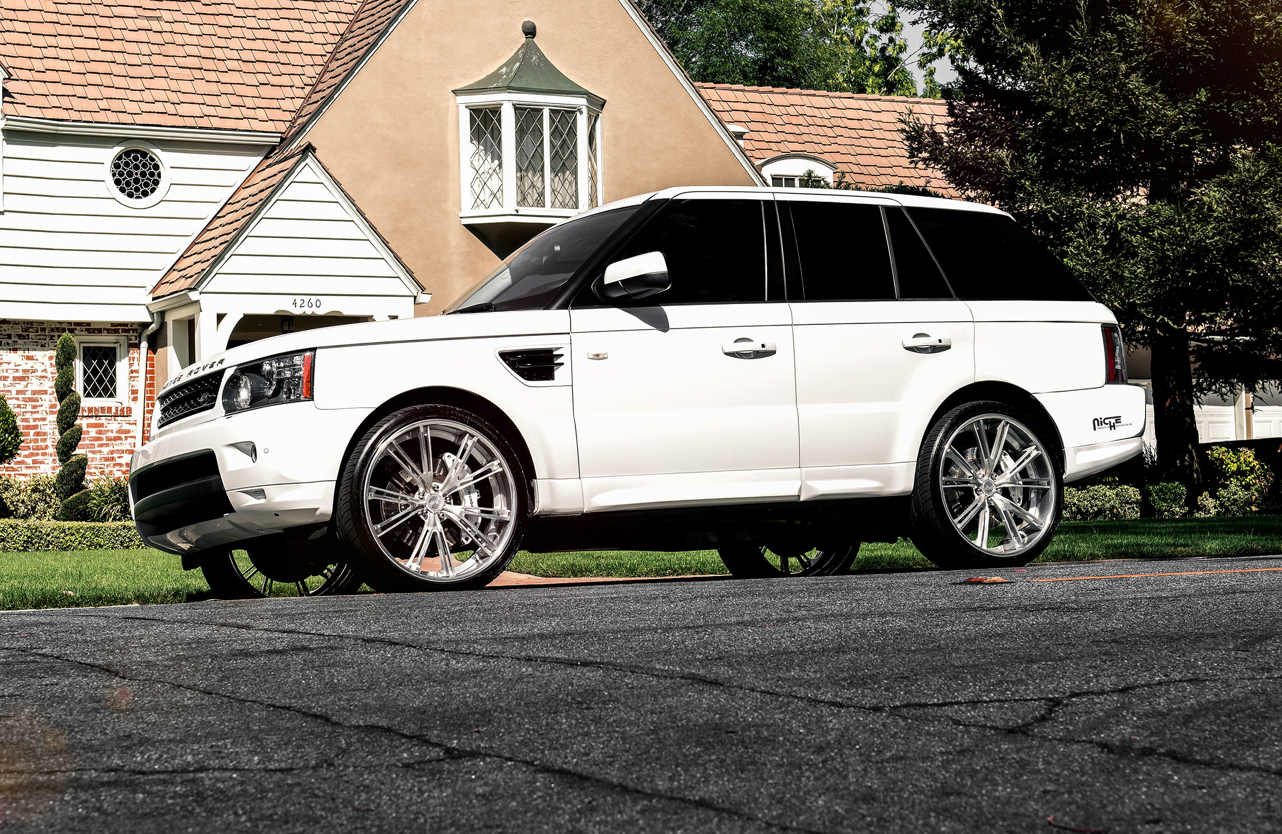 Land Rover Range Rover Sport Ritz Gallery MHT Wheels Inc