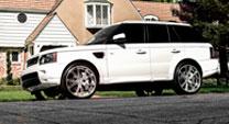 Ritz on Land Rover Range Rover Sport