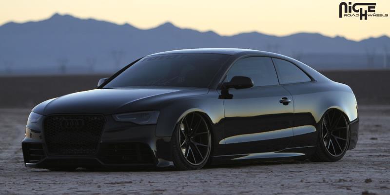 Audi S5 Misano Gallery - MHT Wheels Inc.