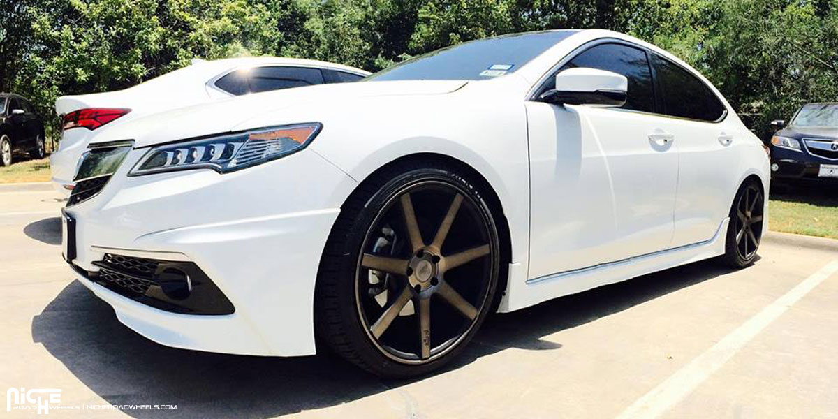 Acura Tlx Verona M150 Gallery Mht Wheels Inc