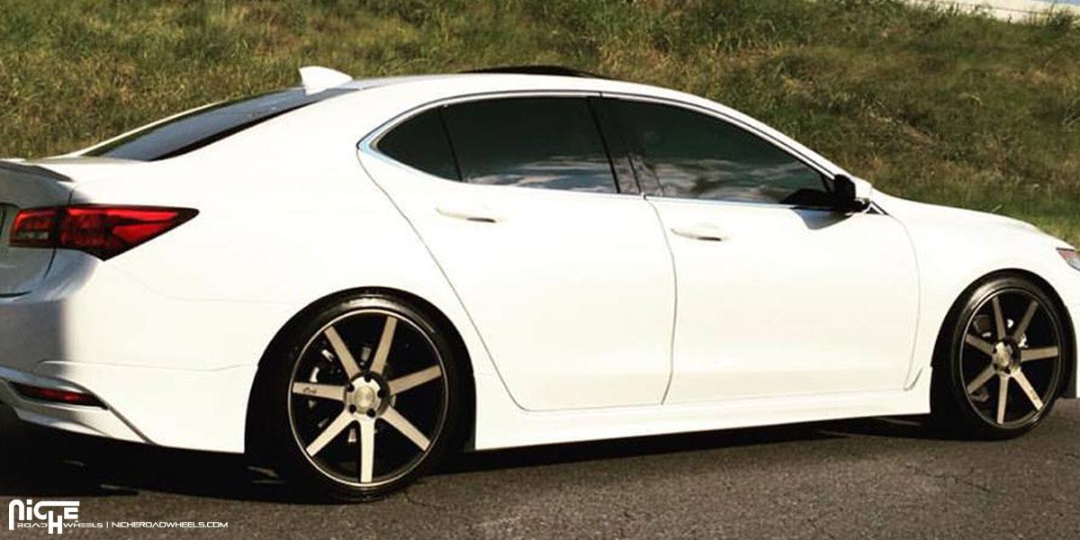 Acura TLX Verona - M150 Gallery - MHT Wheels Inc.