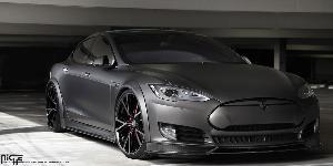 Ritz on Tesla Model S
