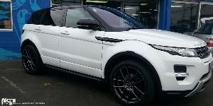 Targa - M129 on Land Rover Range Rover Evoque