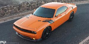 Targa - M130 on Dodge Challenger