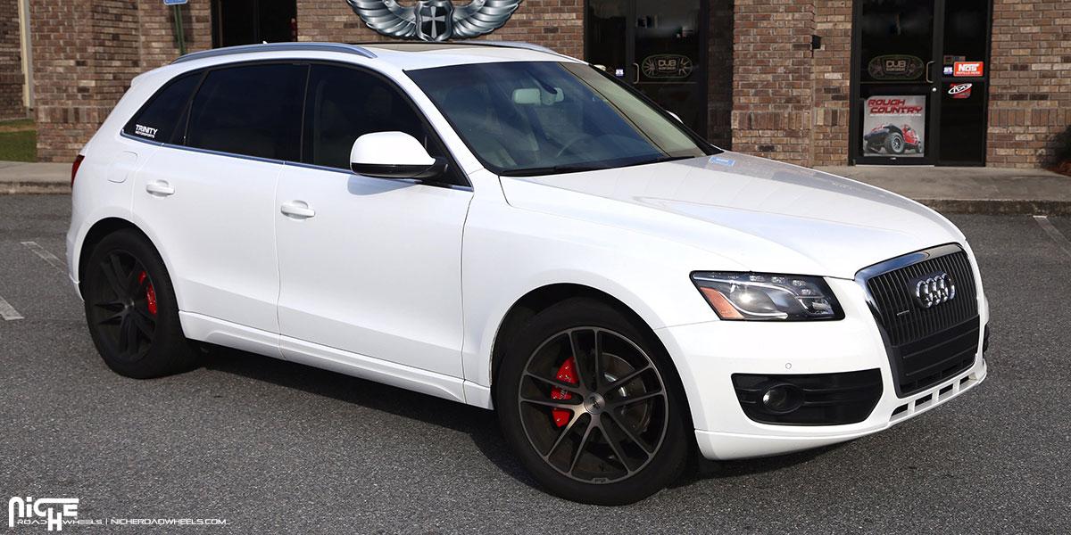 Audi Q5 Enyo M115 Gallery Mht Wheels Inc