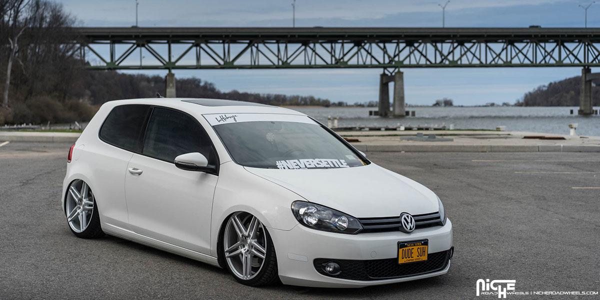 Vw Credit Login >> Volkswagen Golf Turin - M170 Gallery - MHT Wheels Inc.
