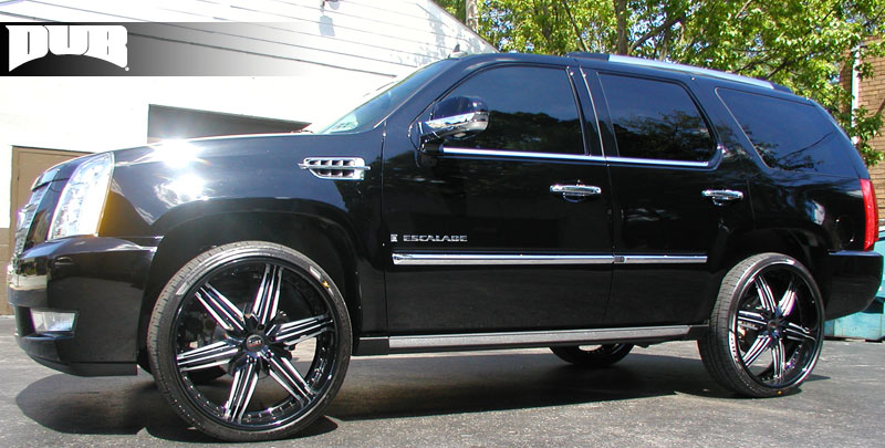 Cadillac Escalade X 58 Gallery Mht Wheels Inc