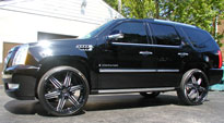 X-58 on Cadillac Escalade