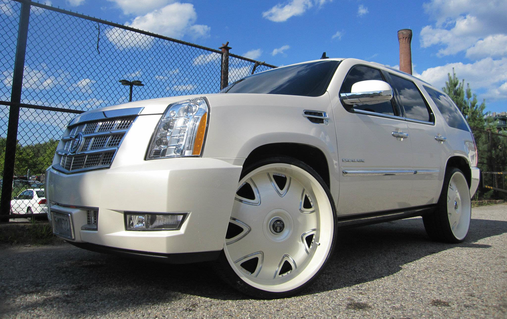 Cadillac Escalade Black Rims >> Cadillac Escalade Bandito - S138 Gallery - MHT Wheels Inc.