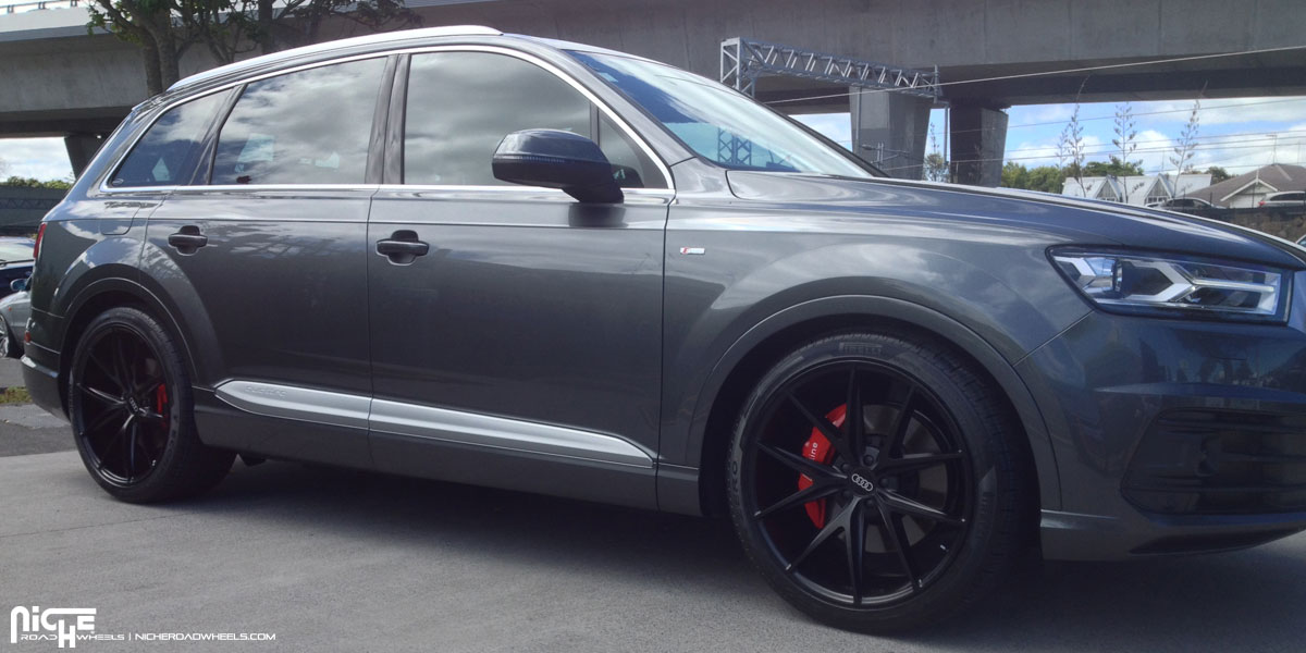 Audi Q7 Misano M117 Gallery Mht Wheels Inc