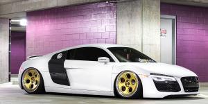 DIA on Audi R8