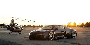 OZT on Audi R8