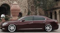 Ritz on Lexus LS