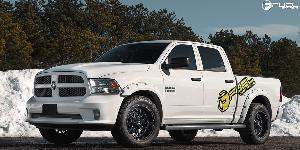 Titan - D588 on Dodge Ram 1500