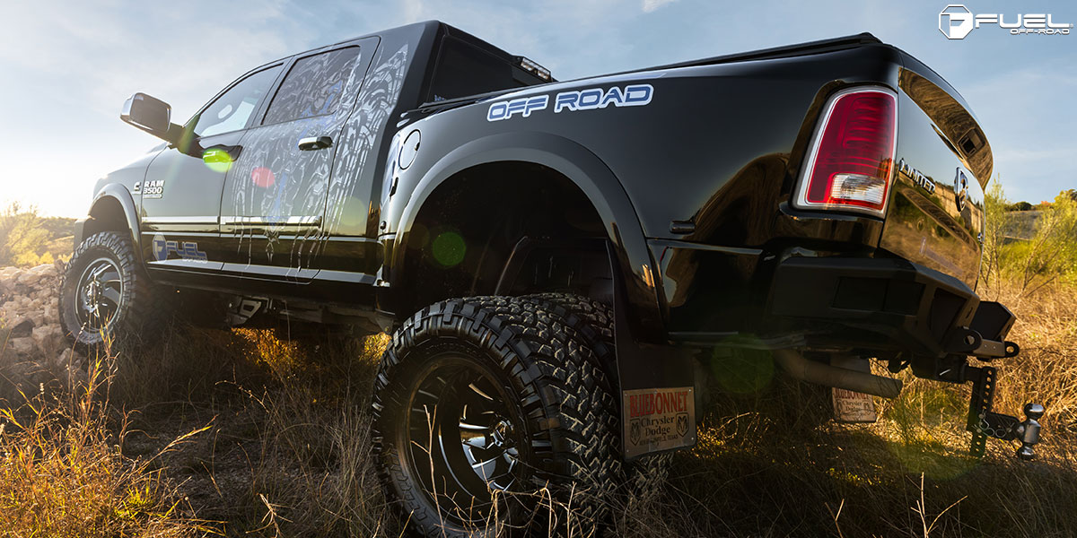 Dodge Ram 3500 Cleaver Dually Front D574 Gallery Mht
