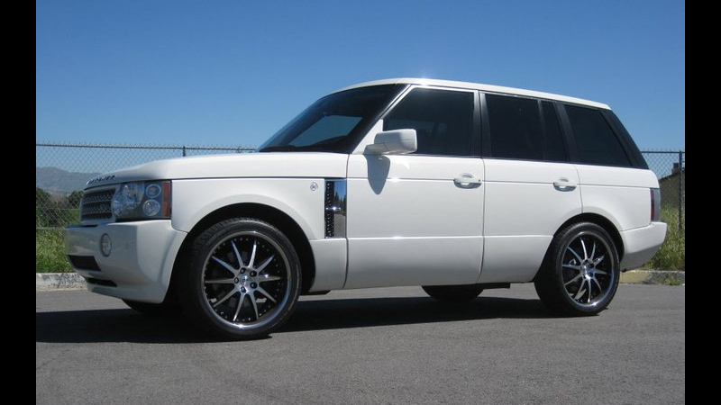 Land Rover Range Rover Hse Spa M879 Gallery Mht Wheels