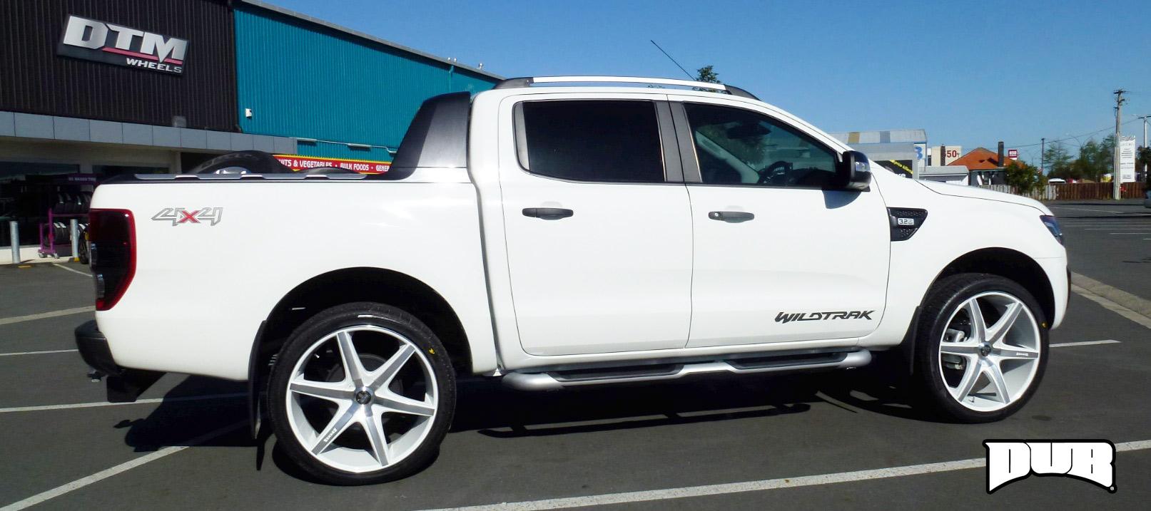Ford Ranger Rio 6 - S113 Gallery - MHT Wheels Inc.