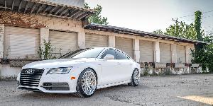 BLQ - Cast 1 Piece on Audi A7
