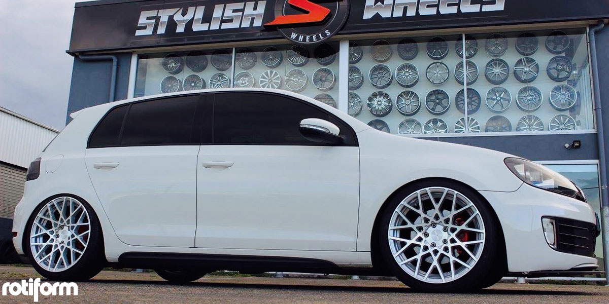 Volkswagen Gti Blq Cast 1 Piece Gallery Mht Wheels Inc