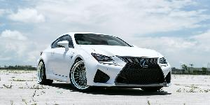 BUC on Lexus RC-F