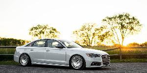 CBU on Audi S6