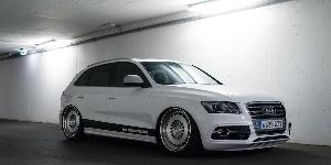CCV on Audi SQ5