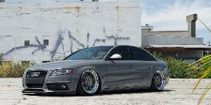 DSC on Audi S4