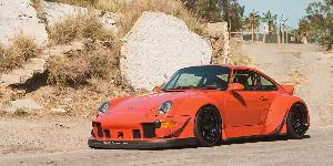FUC on Porsche 964 Carrera