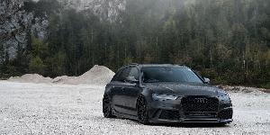 HUR on Audi RS6