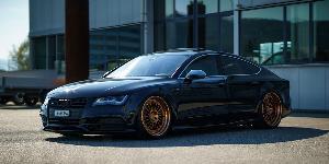 IND-T on Audi S7