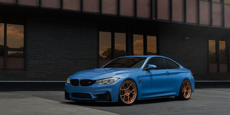 BMW M4 Rotiform KPS