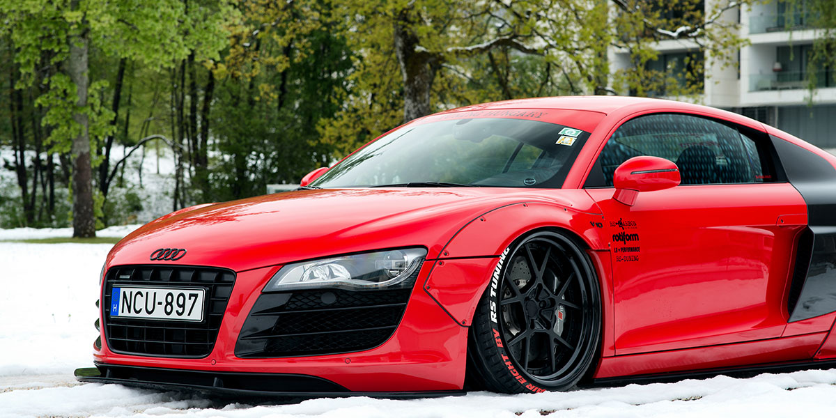 Audi R8 Kps Gallery Mht Wheels Inc
