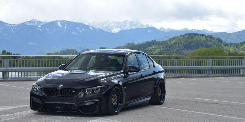 BMW M3 Rotiform LVS