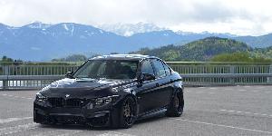 LVS on BMW M3