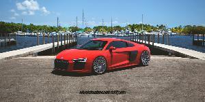 QLB on Audi R8